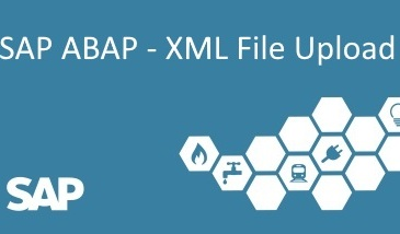 XML File Upload ABAP